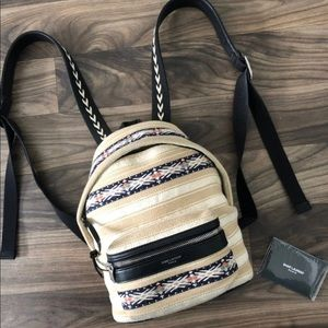Saint Laurent nano backpack